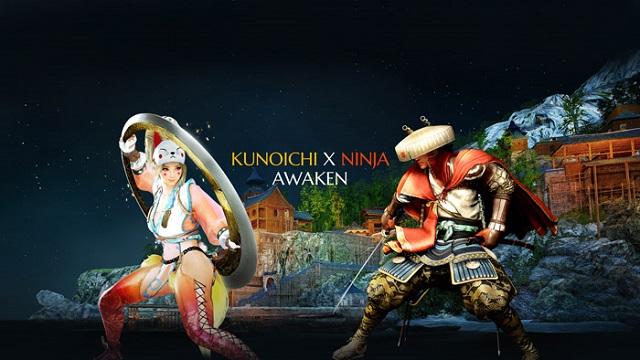 Black Desert Online awakens Ninja and Kunoichi