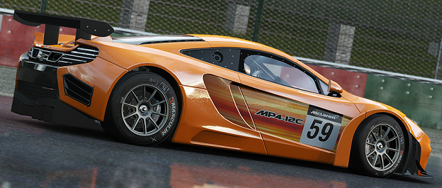 Full lineup for Project CARS revealed