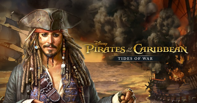 Pirates of the Caribbean: Tides of War sails onto mobile