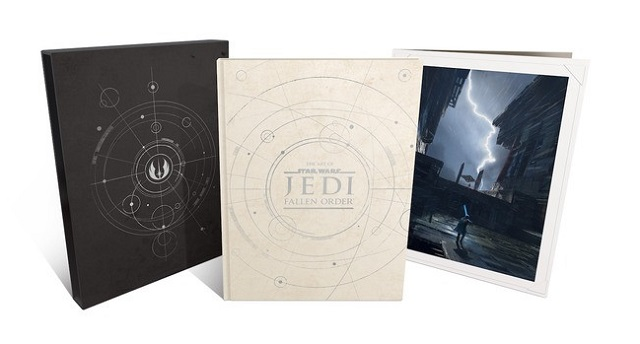 Dark Horse to publish limited edition Jedi: Fallen Order art book