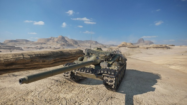 World of Tanks: Mercenaries adding more tanks and a new game mode