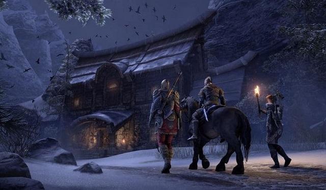 The Elder Scrolls Online launches Greymoor Prologue quest