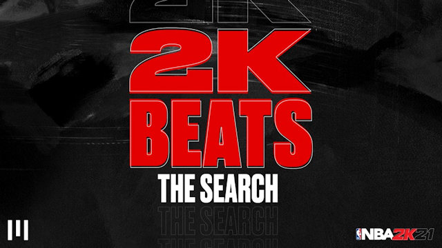 NBA 2K21 searching for some beats