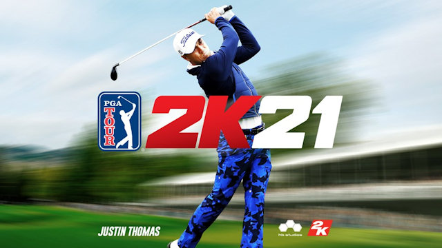 PGA TOUR 2K21 hits the links