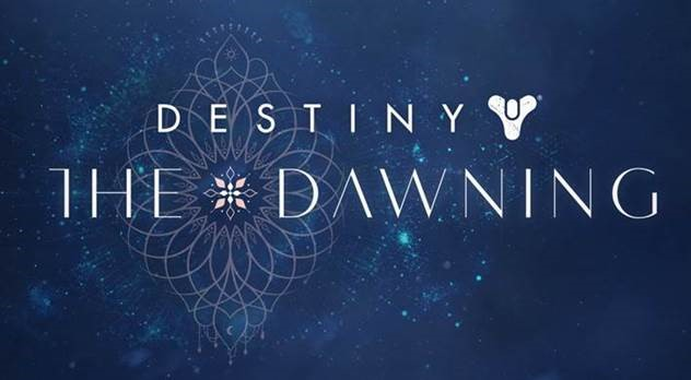 The Dawning dawns on Destiny today