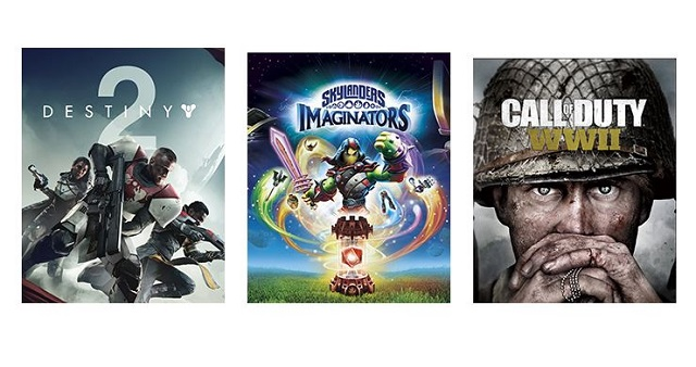 Activision announces E3 2017 game lineup