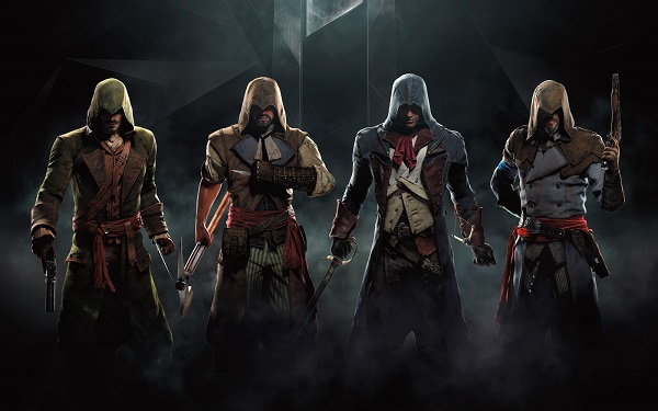 Assassin's Creed Unity first look livestream on Friday