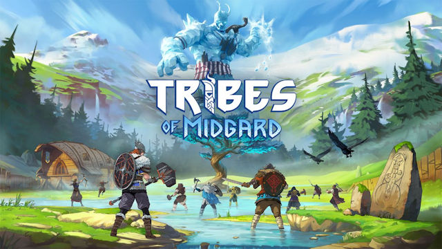 Tribes of Midgard go on the march in July