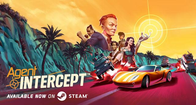 Steam intercepts Agent Intercept