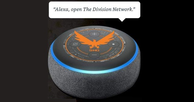 Alexa joins The Division