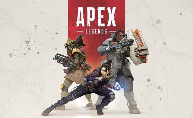 Respawn and EA launch new battle royale game