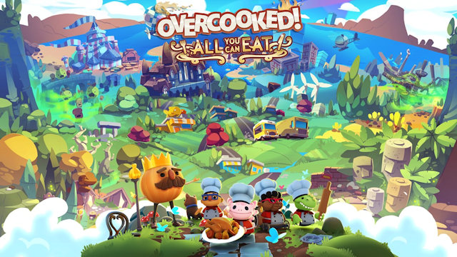 Overcooked will be cooking for a new generation