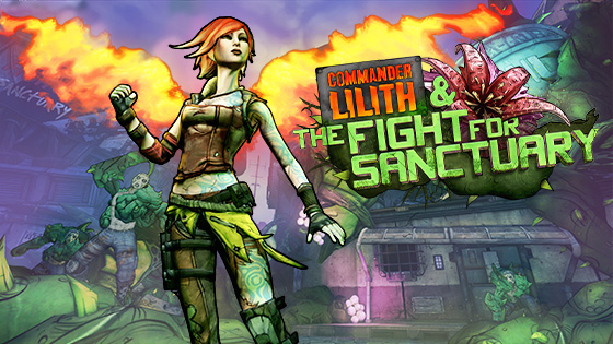 Help Commander Lilith fight for Sanctuary for free