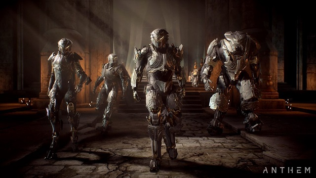 Anthem launches open demo