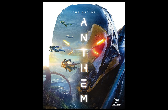 Anthem inpsires art book and comic series