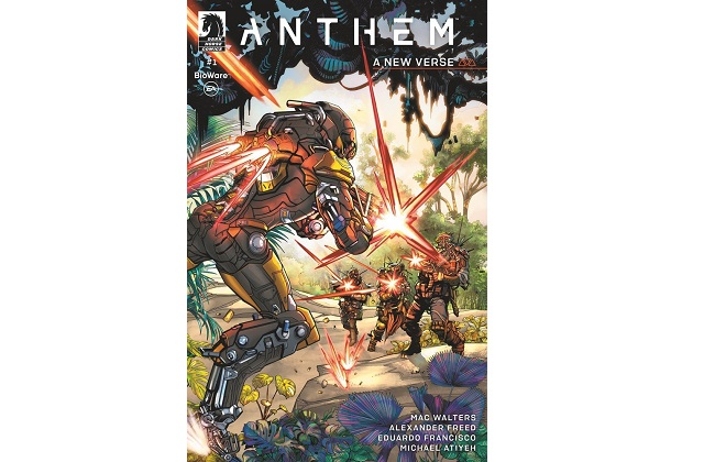 Anthem prequel comic series coming from Dark Horse