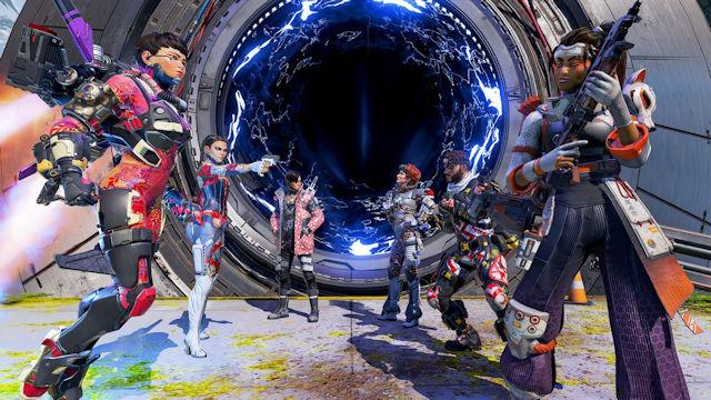 Apex Legends opens the Arena