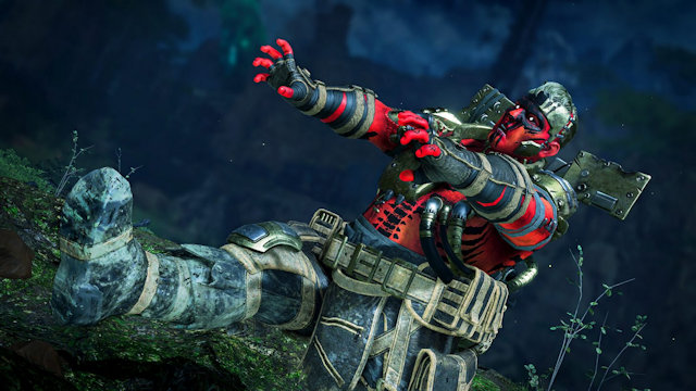 It's Fight or Fright in Apex Legends
