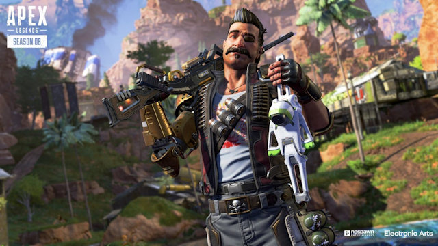 Apex Legends launches Season 8