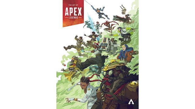 The Art of Apex Legends announced