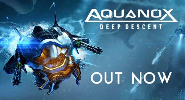 Aquanox Deep Descent surfaces on Steam