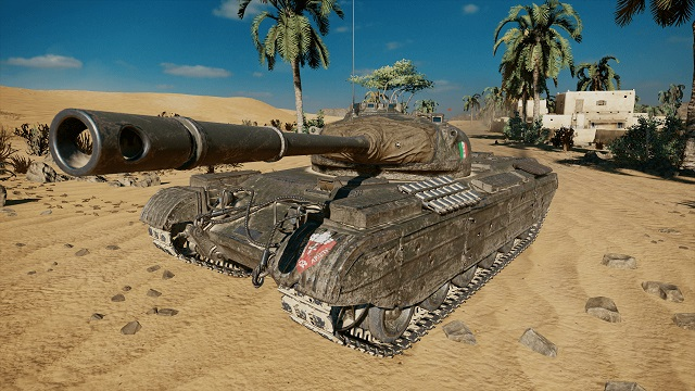 World of Tanks: Mercenaries plans update and more for March
