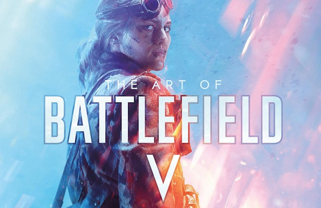 The Art of Battlefield V art book coming this fall