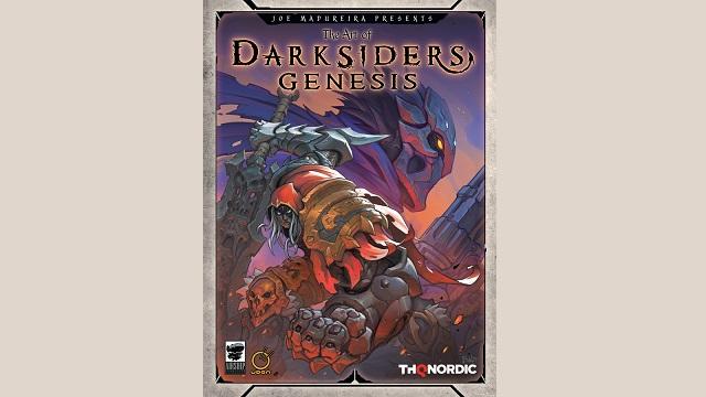 The Art of Darksiders Genesis coming in June