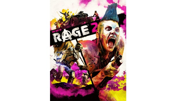 Dark Horse to publish The Art of RAGE 2