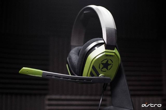 ASTRO Gaming reveals Call of Duty A10 Headset
