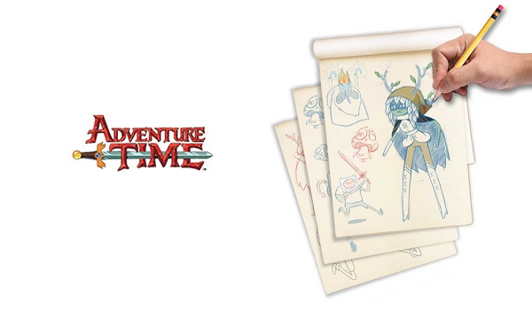 Design a character for the next Adventure Time game