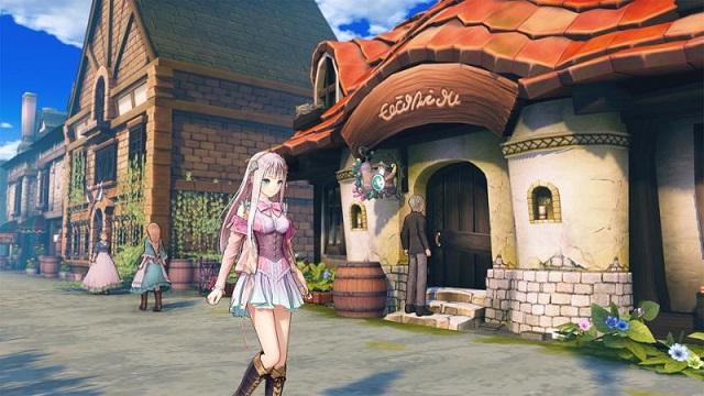Atelier Lulua: The Scion of Arland release date revealed