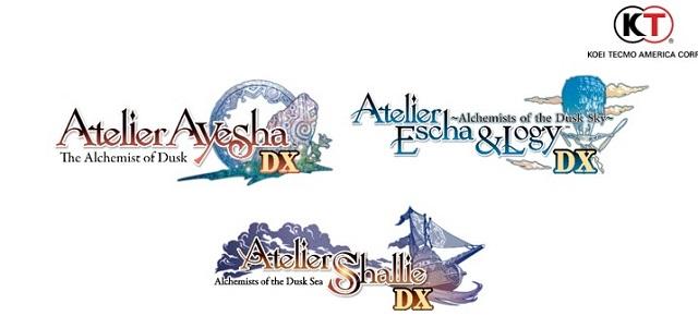 Atelier Dusk Trilogy rises