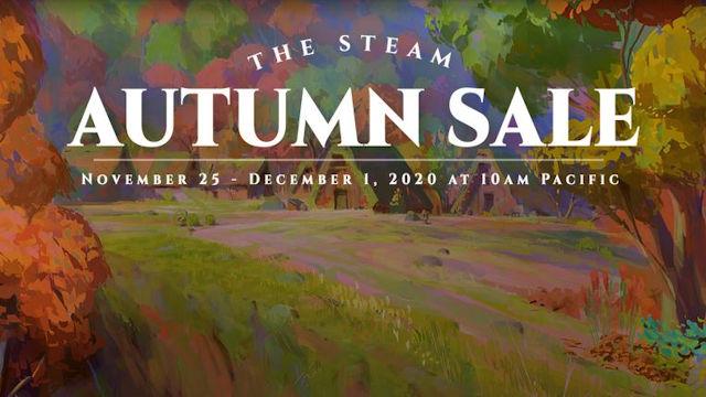 Steam launches Autumn Sale