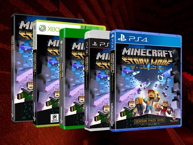Minecraft: Story Mode release date set