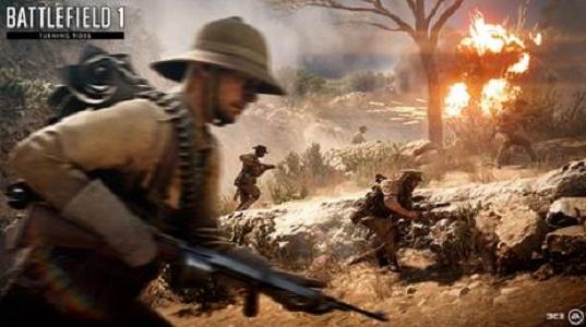 Tides will begin to turn in Battlefield 1 in December