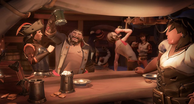 Sea of Thieves has your Year in Review