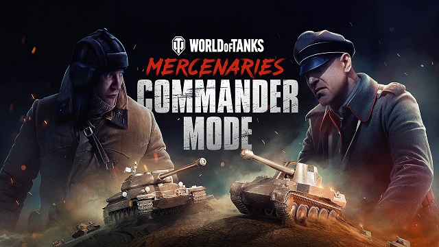 World of Tanks: Mercenaries update released - Commander Mode returns