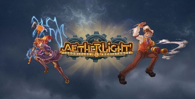 The Aetherlight: Chronicles of the Resistance launches