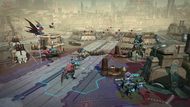 Age of Wonders: Planetfall lands on PCs and consoles
