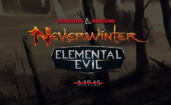 Neverwinter delays Elemental Evil