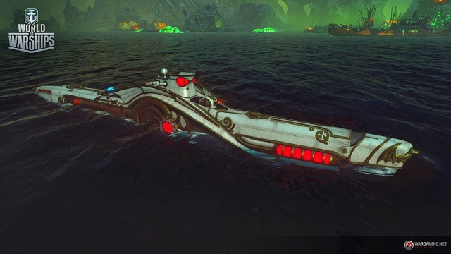 Submarines slip into World of Warships