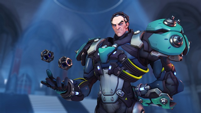 Sigma arrives on the Overwatch PTR