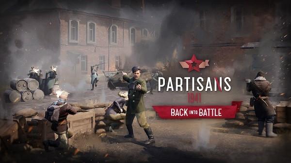 Partisans 1941 heading Back Into Battle