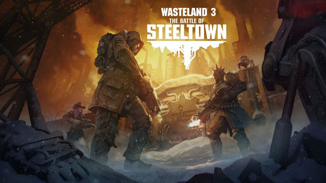 The Battle of Steeltown has begun