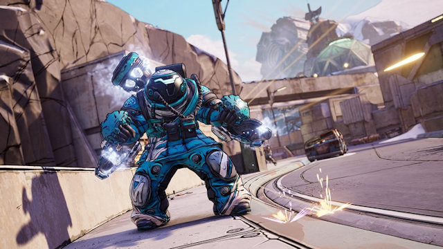 Borderlands 3 launches an arms race