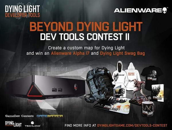 Another Beyond Dying Light contest launched