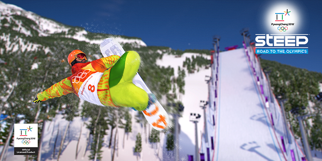 Steep launches Road to the Olympics