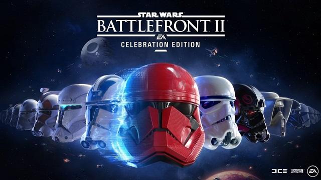 Star Wars Battlefront II launching Celebration Edition
