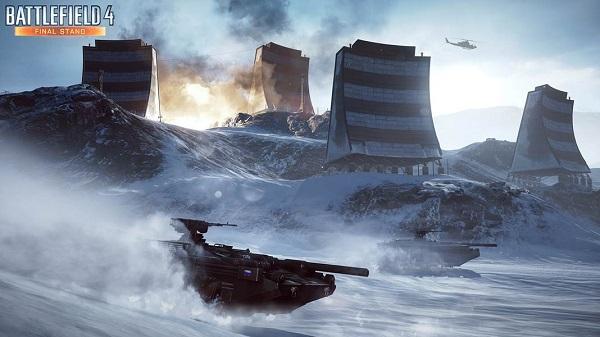 Battlefield 4 makes Final Stand tomorrow